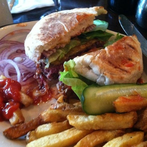 Farm Burger @ The Farm on Adderley