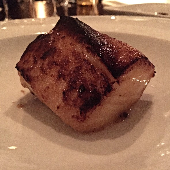 Miso Glazed Sea Bass - Bourbon Steak by Michael Mina - Miami, Aventura, FL