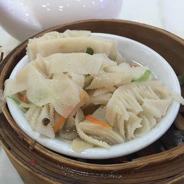 牛百葉 Beef Tripe @ Joy Luck Palace