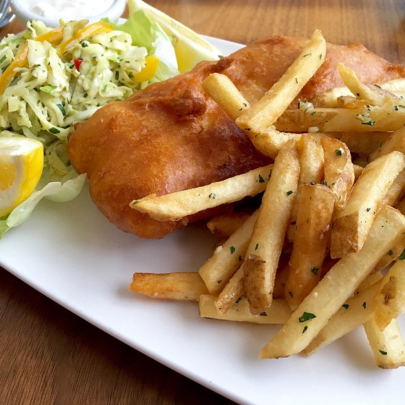 Fish and Chips @ Bite