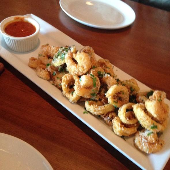 Calamari @ Redstone  American Grill