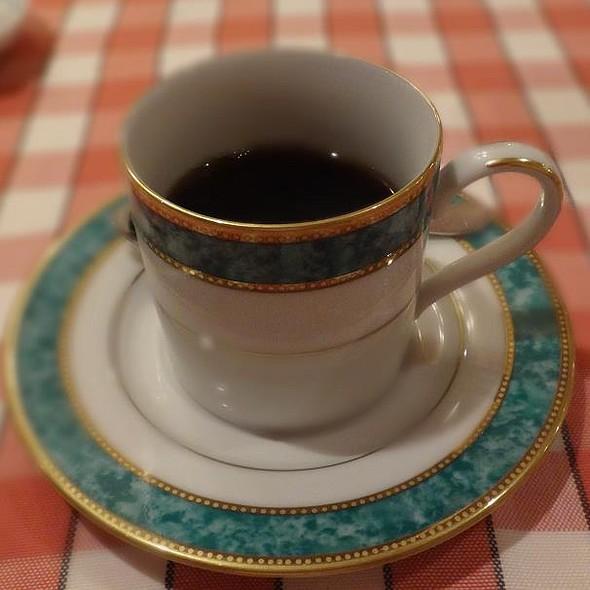 Coffee @ Les Choux