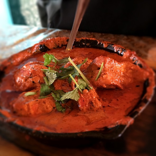 Butter Chicken @ Lahore Tikka House