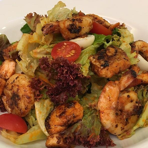 Grilled Seafood Salad @ Melur & Thyme