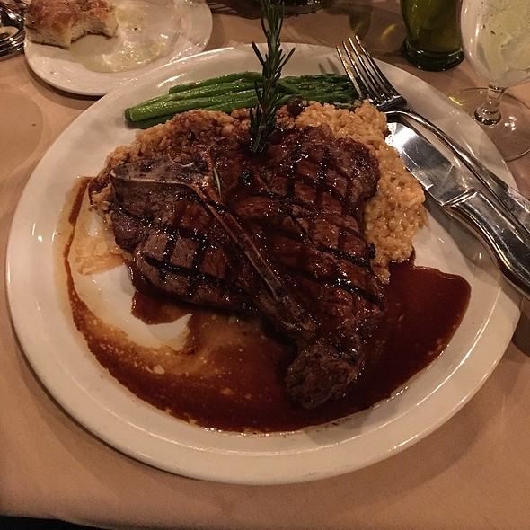 Porterhouse - Camille's Restaurant, Providence, RI