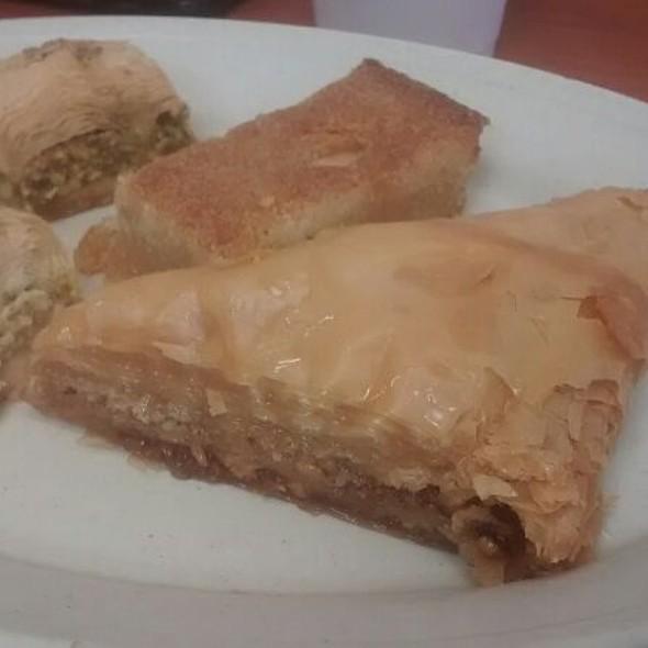 Baklava @ Tikka Grill