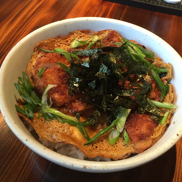 Katsudon @ Kimura Ramen Restaurant