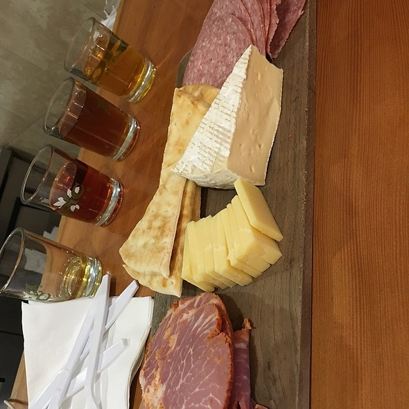 Artisanal Meat & Cheese @ Epic Brewing Co LLC