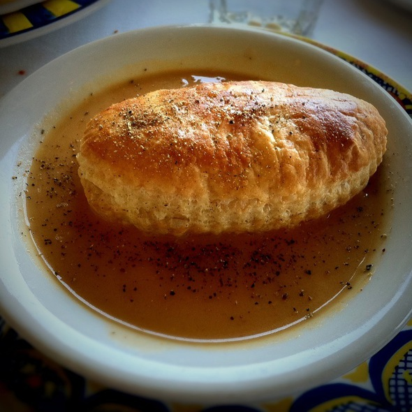 Local Dungeness Crab Bisque - Alioto's, San Francisco, CA