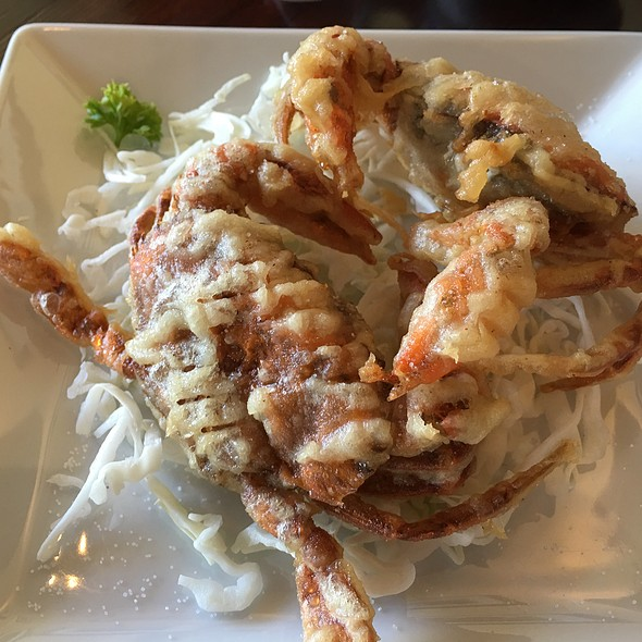 Soft Shell Crab @ Sweet Home Cafe