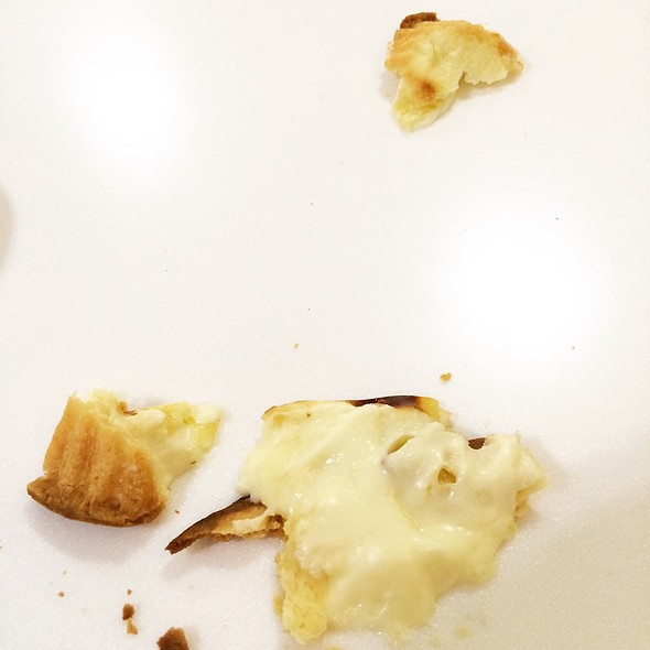 Don't Cry Over Spilt Cheese...