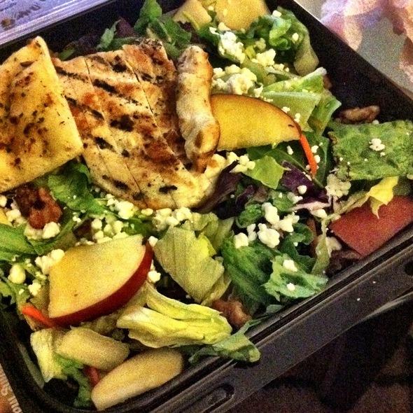 Apple Walnut Harvest Salad