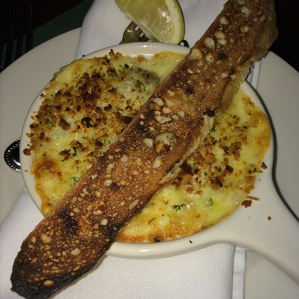 Baked French Escargot - 801 Chophouse - St. Louis, Clayton, MO