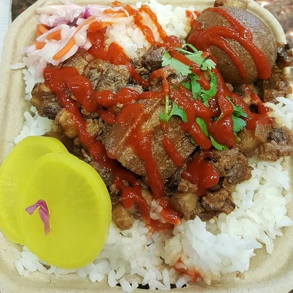 Taiwanese Pork Stew