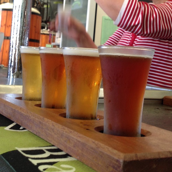Paddle (Choice Of 4 Beers) @ Black Duck Brewery