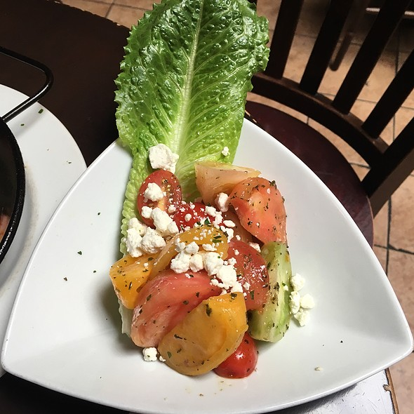 Ensalda De Tomates - La Tasca - Alexandria, Alexandria, VA