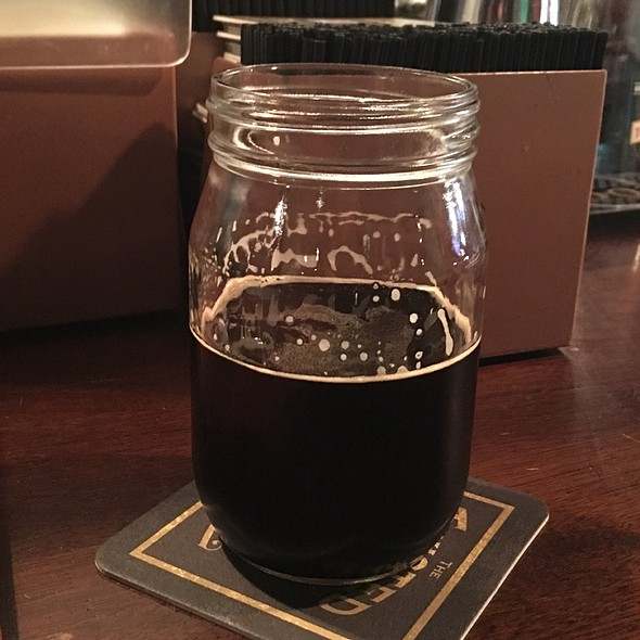 Old Dominion Oak Barrell Stout - The Twisted Tail, Philadelphia, PA