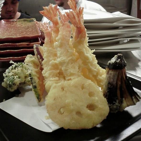 Tempura Dinner @ Tomo Japanese Restaurant