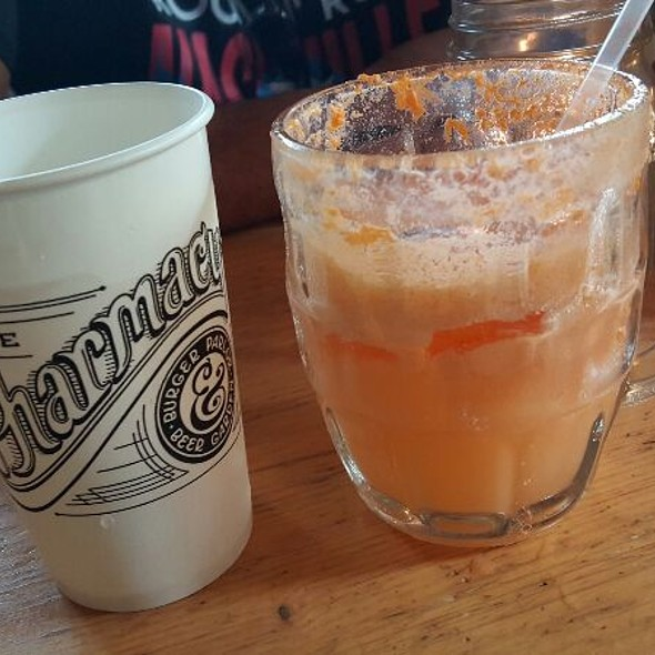 Orange Creamsicle @ The Pharmacy Burger