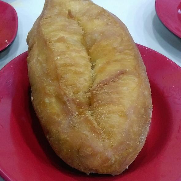 牛利酥 Chinese Fried Donut @ 樂粥本