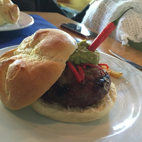 Diablo Burger @ Central Burg