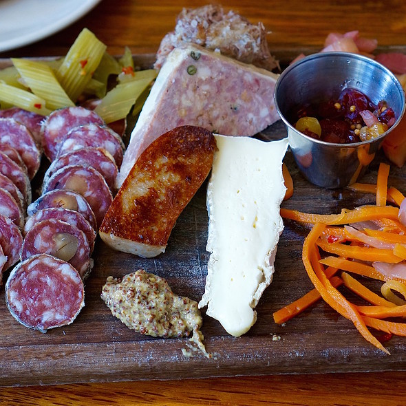 French Charcuterie Board - Olympia Provisions Southeast, Portland, OR
