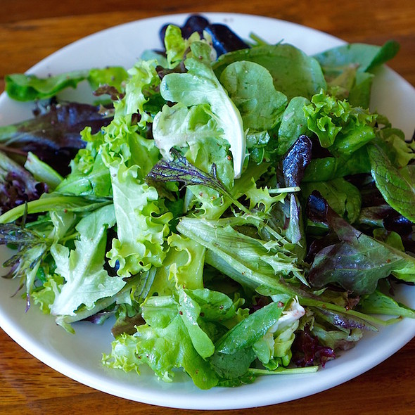 Mixed Greens - Olympia Provisions Southeast, Portland, OR
