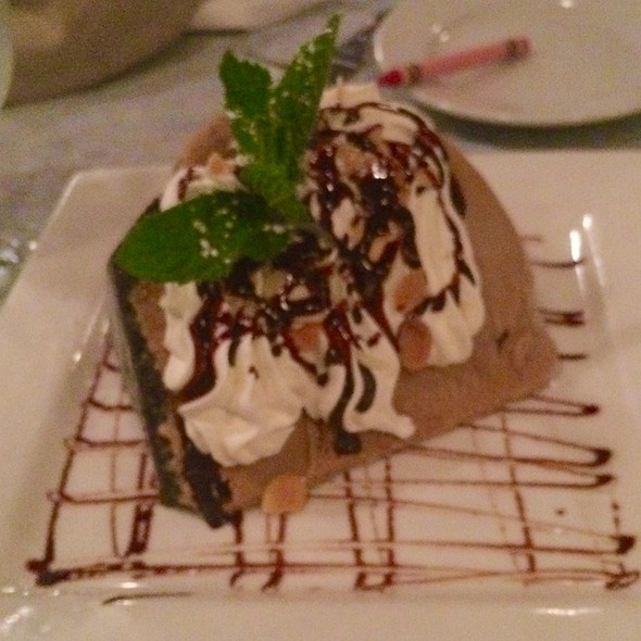 Cannons Mud Pie - Cannons Seafood Grill, Dana Point, CA