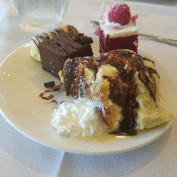 Brunch Desserts - Meritage at the Claremont, Berkeley, CA