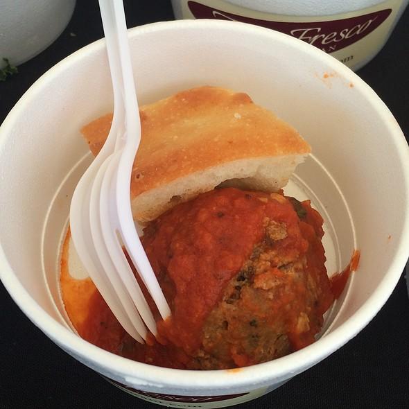 Meatball @ Tutto Fresco