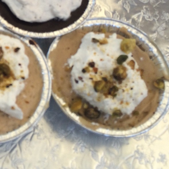 Earl Grey Tea Pie @ The Pie Hole