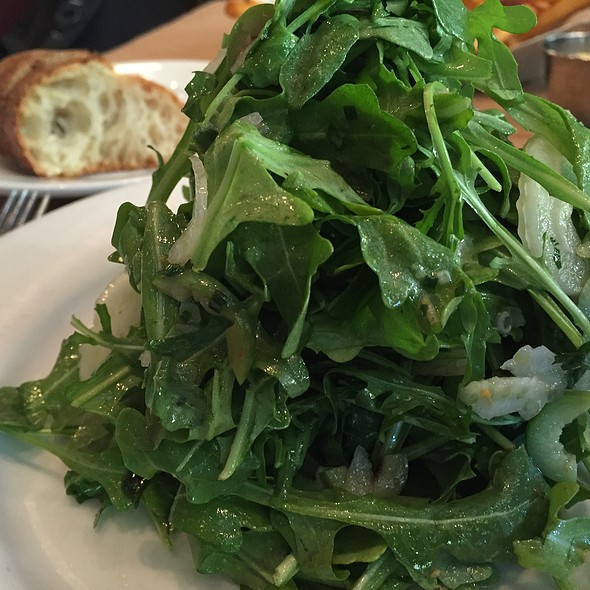 Arugula Salad @ Little Bird