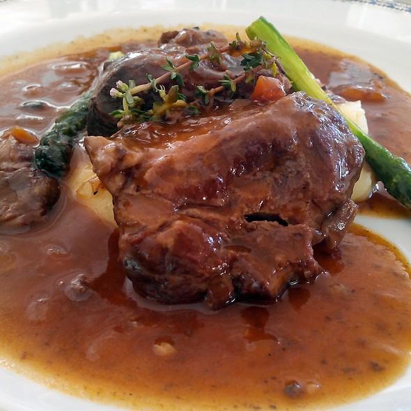 Braised Beef Cheeks @  Finca Villa Bienvenida