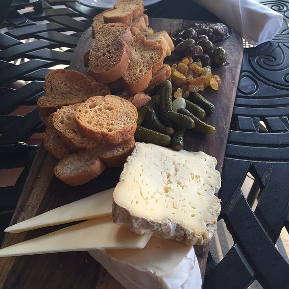 Cheese Plate - Salu, New Orleans