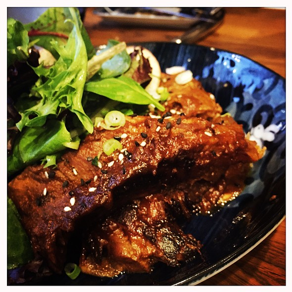 Addicted Spare Ribs @ Rabbit House