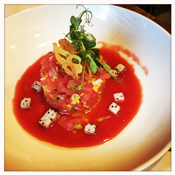 Tuna Tartare @ Rabbit House