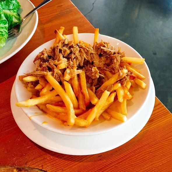 Dirty Fries @ Hock Farm Craft & Provisions