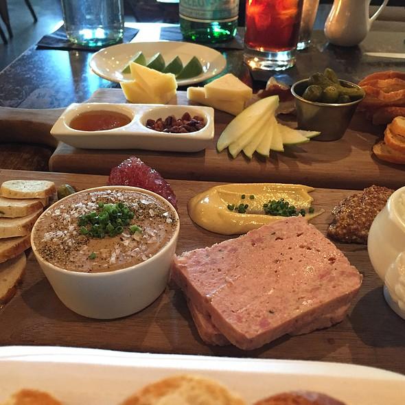 Charcuterie plate - Restaurant Orsay, Jacksonville, FL