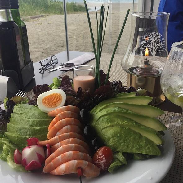 Shrimp and Avocado Salad @ Cubanga