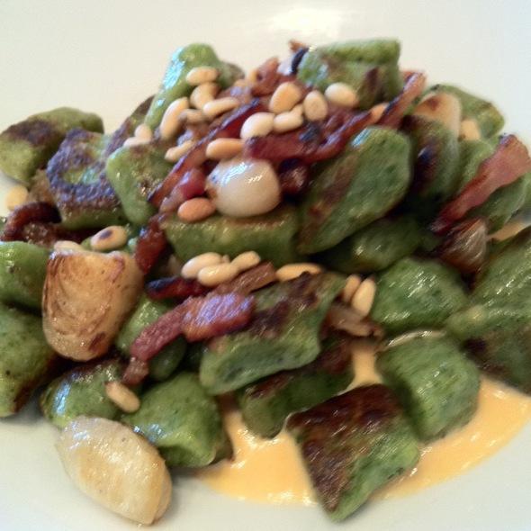 Spinach Gnocchi - Vivace - Charlotte, Charlotte, NC