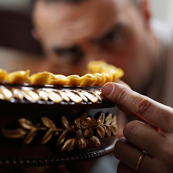 tortellini @ Ristorante I Carracci