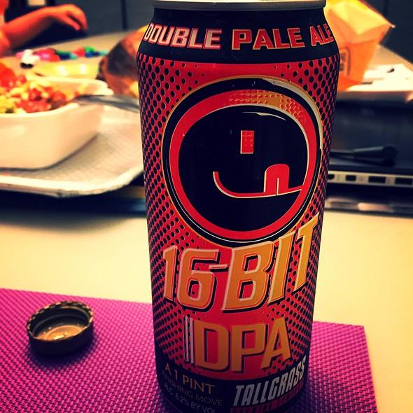 16 Bit Double Pale Ale @ Bodega Mi Amiga