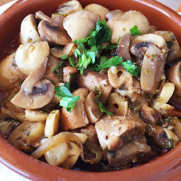 Mushroom Stew @ La Calleja