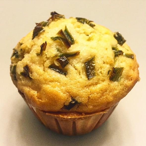 Jalapeno Cornbread Cupcake @ Riba Smith