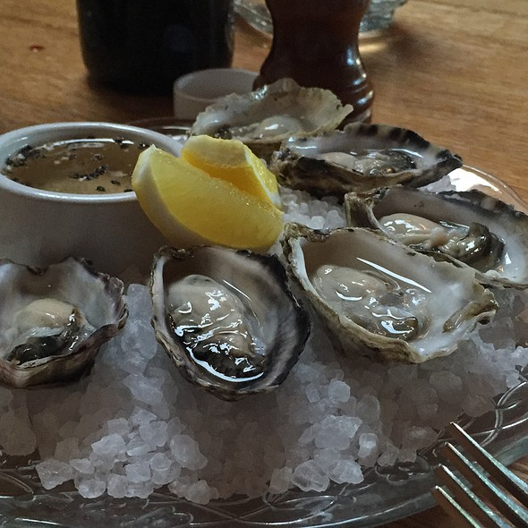 Shigoku Oysters - decarli, Beaverton, OR