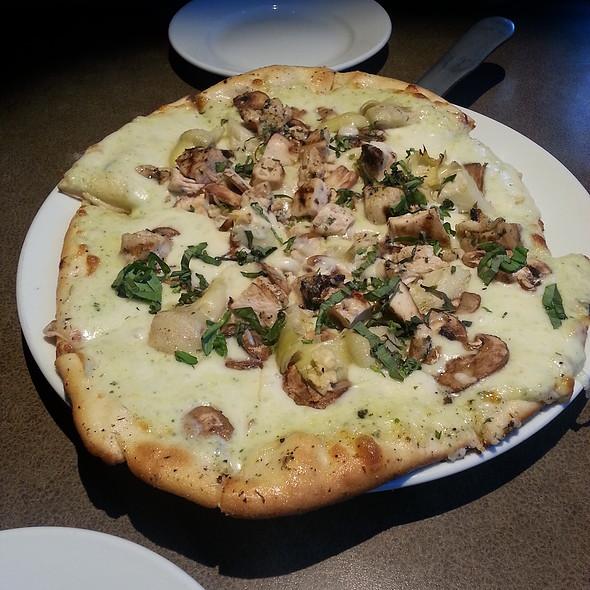 Chicken Pesto Pizza - Twigs Bistro and Martini Bar - Spokane Valley Mall, Spokane Valley, WA