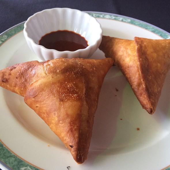 Sambussas @ Ethiopian Love Restaurant