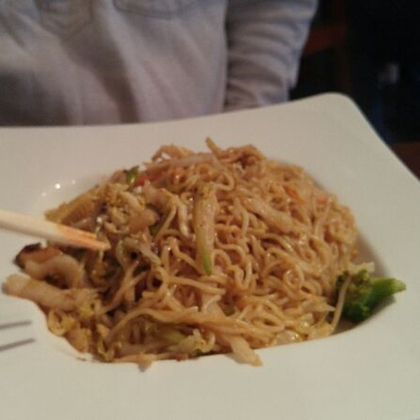 Soba Noodle Stirfry @ Fuji Grill III