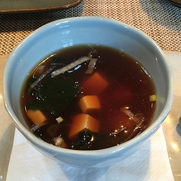 Misho Soup @ Restaurante Terra