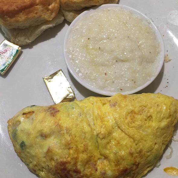 Western Omelette @ Joseph's Restaurant